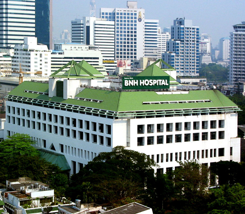 泰国试管婴儿医院